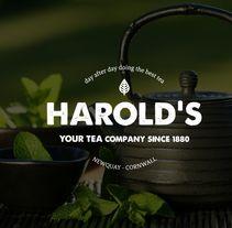 Harold's tea shop