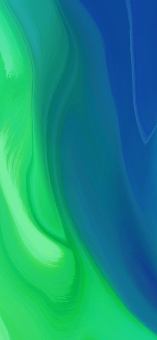 Best 10 Wallpapers For Huawei Honor 10 Lite 05 Green And Blue