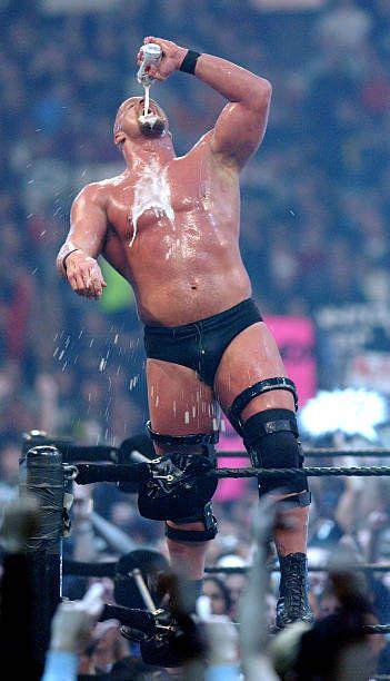 WWF Wrestlemania X8 | Steve austin, Stone cold steve, Wrestling superstars