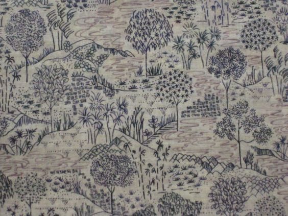 Liberty Fabric Tana Lawn Cotton Sabrina YARDAGE by MissElany