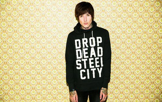 Steel City Pullover  www.dropdead.co: Drop Dead Clothing, Dead Summer, Drop Dead Wishlist, Drop Dead Co, Dropdead Wishlist, Dead Xmas, Da Kids, Clothing Shirts