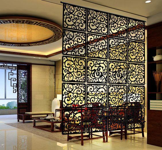 Biombos na decoração, aposte nesta ideia! http://www.youcanfind.com.br/postagem/decor-art/podcasts/biombos-na-decorao-1455714874