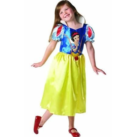 Small Girls Classic Snow White Costume - Brought to you by Avarsha.com