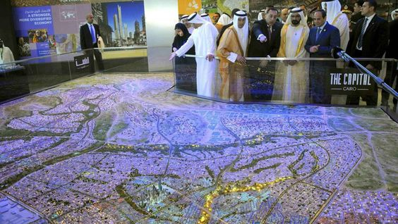 L'Egypte a décidé de se doter d'une nouvelle capitale digne des pharaons pour la bagatelle de 45 milliards de dollars. Elle vient, en effet, de signer un accord avec les Emirats pour la construction de cette capitale administrative...