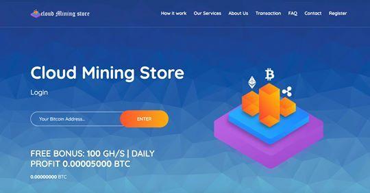 bitcoin cloud gratuito btc margine di negoziazione