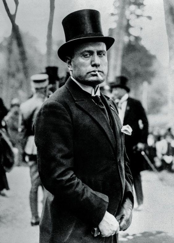 Mussolini y sus 600 amantes
