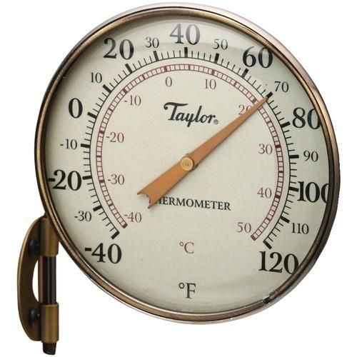 Outdoor Thermometers Patio, Lawn & Garden Taylor Indoor