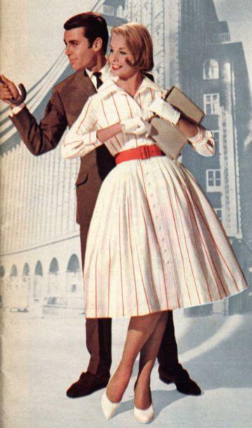 1950's Couple. ♥