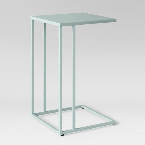 Glasgow C Table Project 62 Target C Table White Wooden