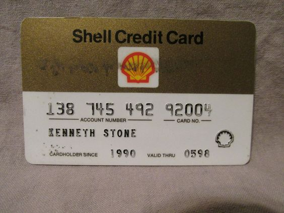 gas credit cards to establish credit