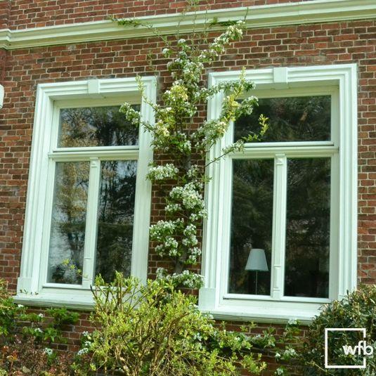 Die Berliner Warmfenster Lassen Sich Durch Zierprofile Noch Individuell Auf Das Die Berliner Warmfenster Lasse Anbau Haus Bauernhaus Fenster Anbau Gartenhaus