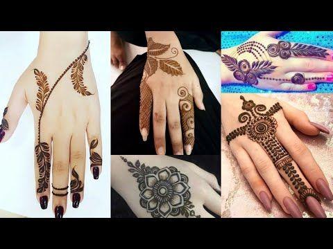 جديد نقش الحناء اختاري ما يناسبك Youtube Henna Designs Henna Hand Tattoo Hand Tattoos
