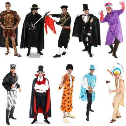 dicas e fotos de fantasias de carnaval masculina
