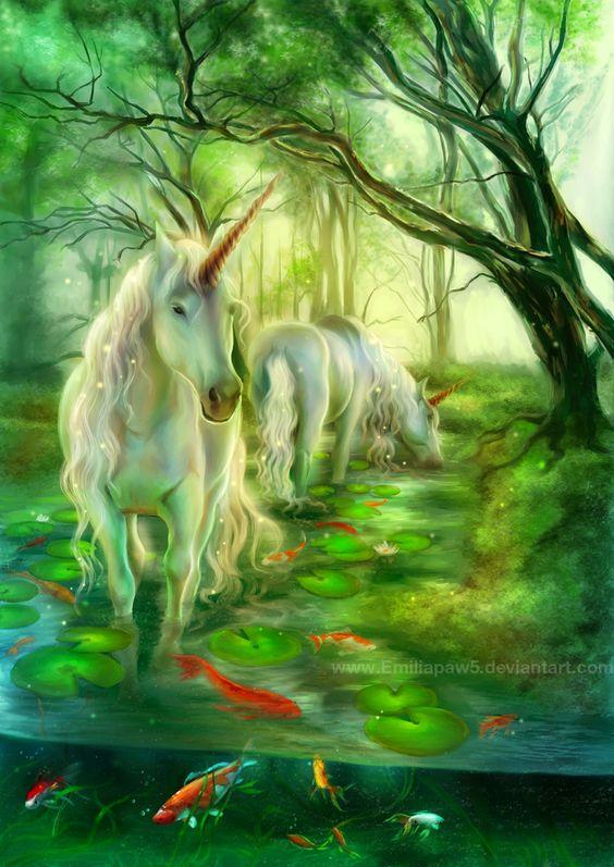 Mensaje de los Unicornios - Amor