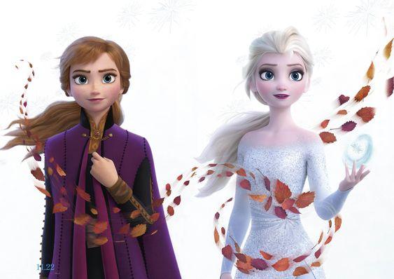 Movie Frozen 2 Anna Frozen Elsa Frozen 5k Wallpaper Hdwallpaper Desktop Frozen Wallpaper Elsa Frozen Elsa