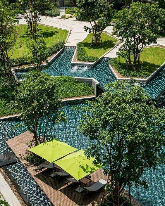 99 Magnificent Landscape Architecture Across The World Part 1 Snapshot Magazine Landscape Architecture Design Hotel Landscape Urban Landscape Design