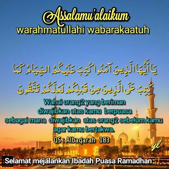 Pin Oleh Yuli Yl Di Salam Islami Iman Kutipan Inspirasi