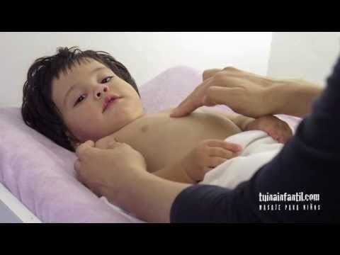 Consejo----Masaje infantil para aliviar la tos y mocos - YouTube