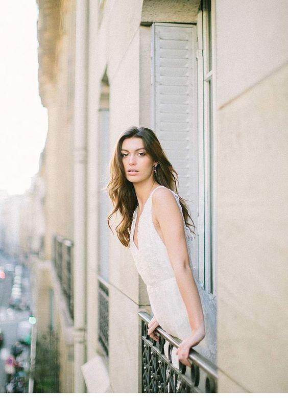 Michaela Römer - MoRe golden things Shoot in Paris mit Greg Finck - Hochzeitsguide