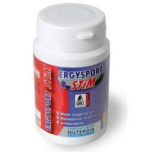 ergysport stim de nutergia es un complemento alimenticio a base de vitaminas, cromo, zinc y frutologic.