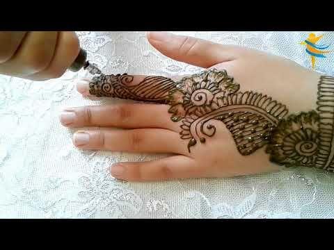 Pin By Mehndi Design Pro On Henna Mehndi Hand Henna Henna Mehndi Henna Hand Tattoo