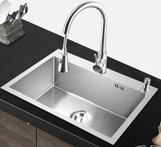 Chậu rửa bát AMTS Đúc liền khối có ưu điểm gì?