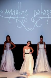 Desfiles, vestido de novia diferente