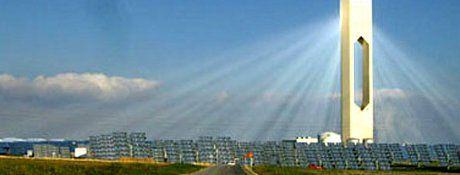 Solar Link Will Bridge Mediterranean
