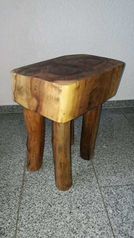 Hocker Massiv Holz In Bad Doberan Landkreis Satow Hocker Holz Massiv