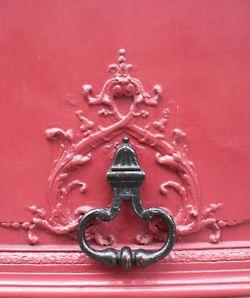 Behind the pink door ~