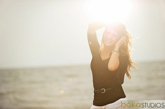 beach senior-photos
