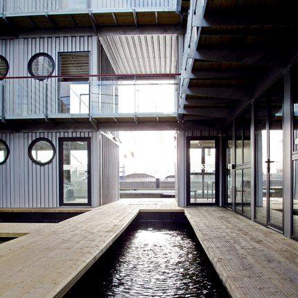 Maison conteneur l 39 habitat conomique et cologique de for Conteneur economique