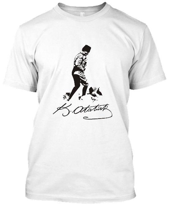 Atatürk – 2 T-Shirt - Şu An Sadece 24,90 TL! Online Siparişe Özel Tasarımlar, Mağazalarda Yok! - Kapıda Ödeme - Süper Baskı ve Penye Kalitesi