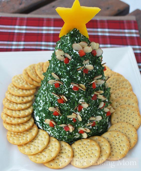 Old School Cheese Ball | The Cooking Mom
