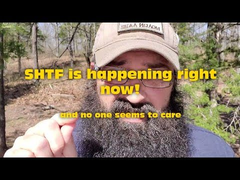 Shtf In America Right Now Serious Problem Family Outing Right Now
