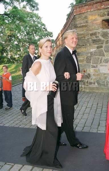 Guillermo Alejandro y Maxima, boda de Haakon de Noruega y Mette-Marit Tjessen-Høiby