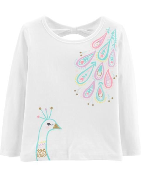 6X Shirt T Long Sleeve Toddler Baby Girls Tee Top Blouse Cotton Clothes Months