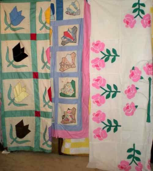 Right quilt -  Rose Tree Pattern  5615.jpg (500×561)