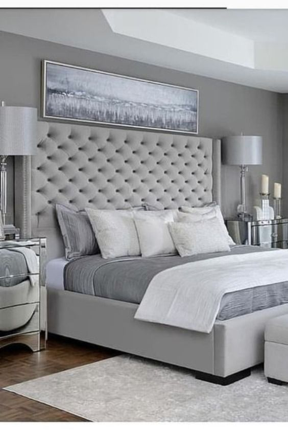 Design Ideas For A Perfect Master Bedroom Bedroom Interior