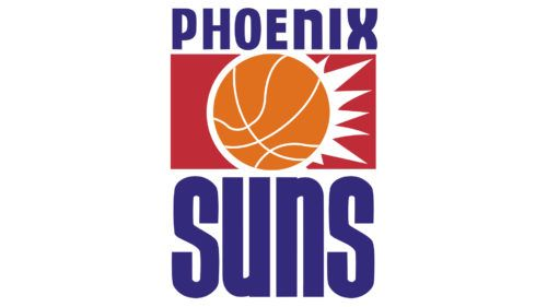 The Phoenix Suns Old Sun Logo Phoenix Suns Logos