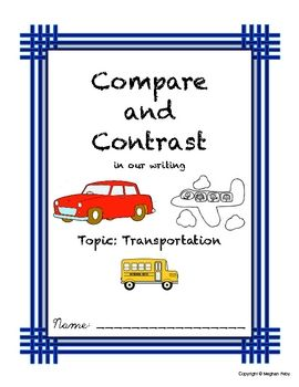 compare and contrast traveling through the This article explains (a) how to teach students to identify the compare-contrast text structure [teacher and students read through the passage again.