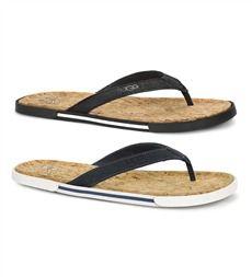 UGG® Men's Bennison 2 Cork Flip-Flops