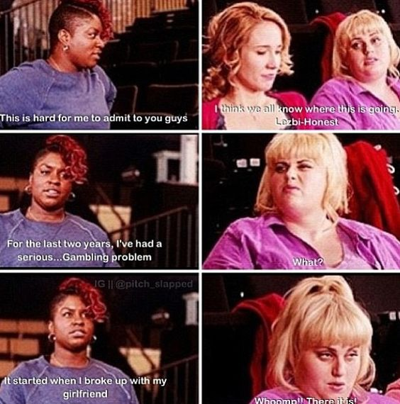 Hilarious Quotes From Pitch Perfect Pitch perfect! ...