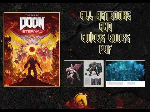 The Art Doom Eternal Pdf Download Free Of Course You Can In