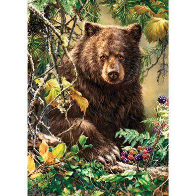 Berry Bear 1000 Piece Jigsaw Puzzle