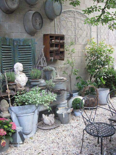Luxury Vintage Garden Decorating Ideas Cottage Garden Design