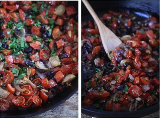Roasted cherry tomatoes, Cherry tomatoes and Balanced diet on ...