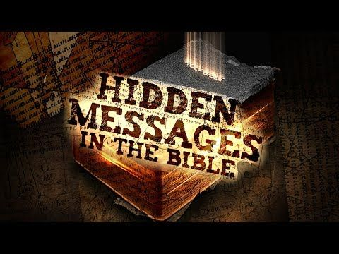 5 Amazing Hidden Messages In The Bible That Will Blow Your Mind