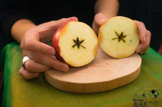 Un cuento para sorprenderles: La manzana que quería ser estrella (imprimible)   De mi casa al mundo