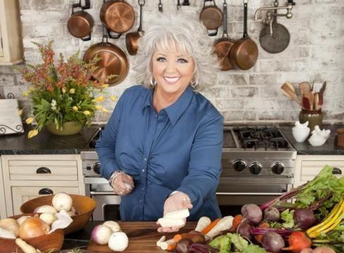 Food Network star Paula Deen